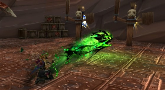 Nouvelle animation du Trait du Chaos - World of Warcraft