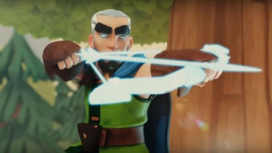 Clash Royale : l'Archer Magique, nouvelle carte !