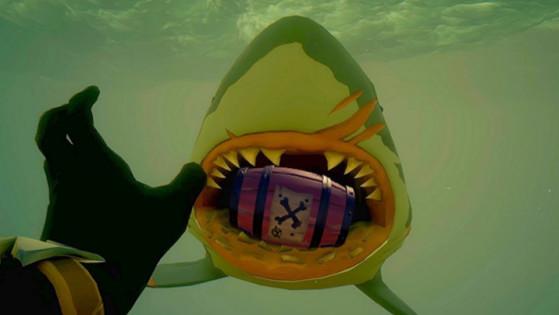 Sea of Thieves : un succès en jeu proposé et voté par la communauté