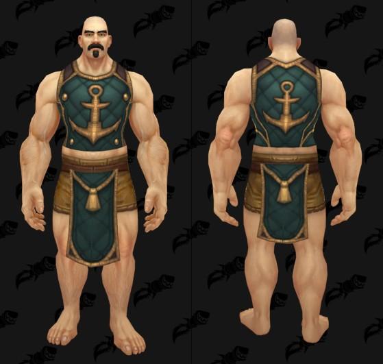 Tabard des Kultirassiens - World of Warcraft