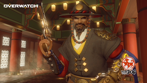 La skin magistrat de McCree - Overwatch
