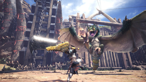 Monster Hunter World : Arène, Défi, Challenge