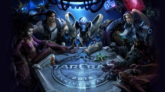 Anniversaire Starcraft 20 ans