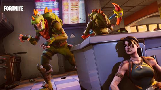 Fortnite : Rex, nouveau skin