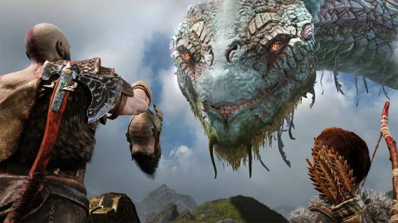 God of War : Optimisations PS4 Pro
