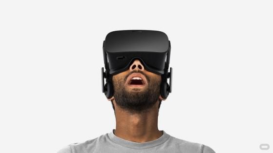 Oculus Rift: Bug panne message d'erreur