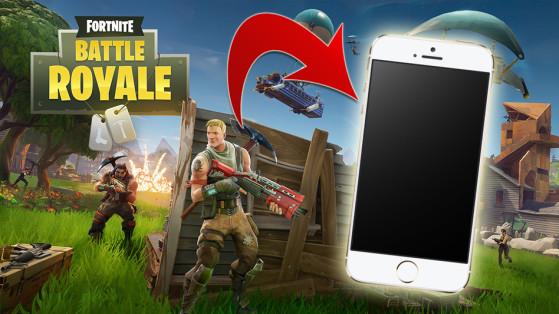 Fortnite mobile : Inscription et comment télécharger le jeu Android & iOS ?