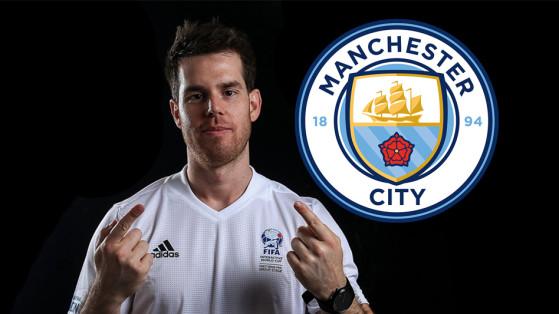 FIFA : Kai «deto» Wollin rejoint Manchester City sur FIFA 18