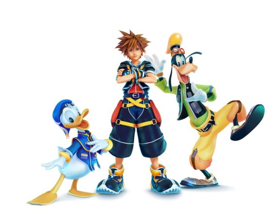 Guide Kingdom Hearts 3 : Compagnons, alliés