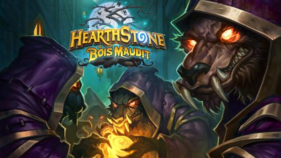 Hearthstone : Extension Bois Maudit (Witchwood), Date de sortie