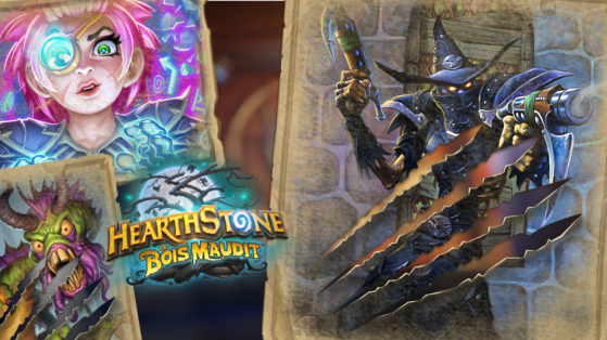 Hearthstone : Extension Bois Maudit (WitchWood), Chasse aux monstres