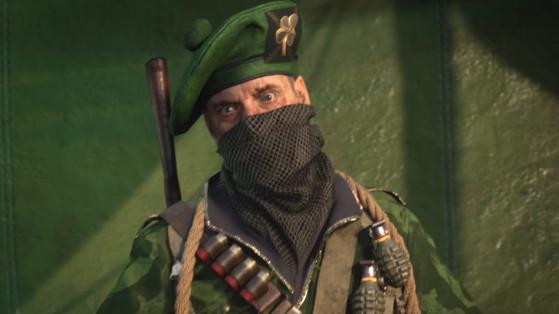 Call of Duty WW2 : Opération Trèfle à Quatre Feuilles, Shamrock and Awe