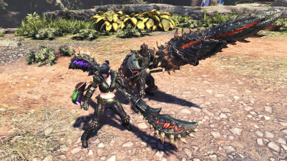 Monster Hunter World : PS4, Patch 2.00 / Xbox One, Patch 2.0.0.0, MàJ
