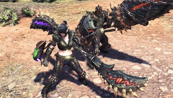 Vangis β - Monster Hunter World