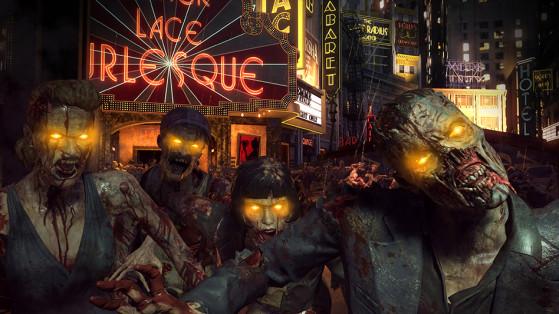 Carte Black Ops 3.Black Ops 3 Les Cartes Zombies Dlc Vendues Separement