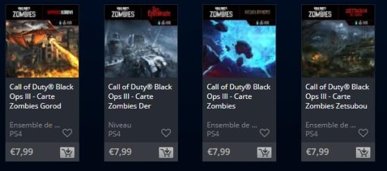 Screenshot Du PlayStation Store