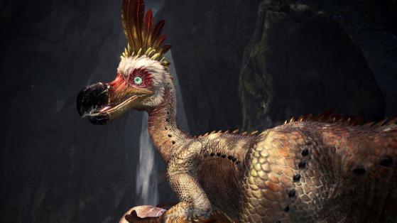 Monster Hunter World : Catégorie des monstres, wyverne