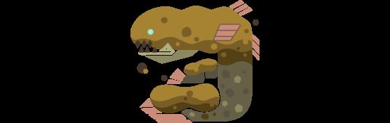 Jyuratodus - Monster Hunter World