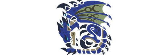 Rathalos Azur - Monster Hunter World