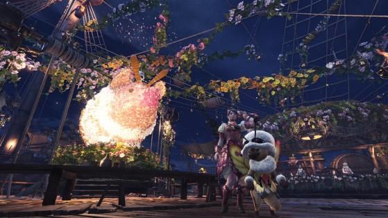 Monster Hunter World : Festival du printemps, Spring Blossom Fest