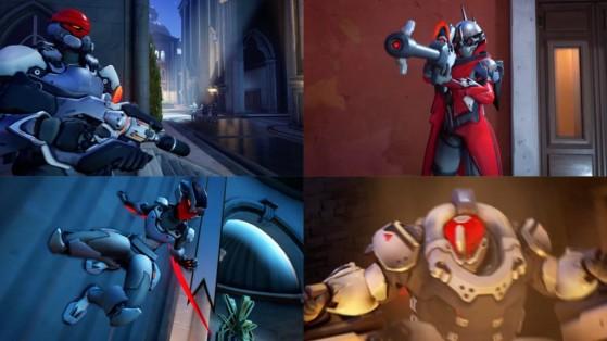Les ennemis - Overwatch