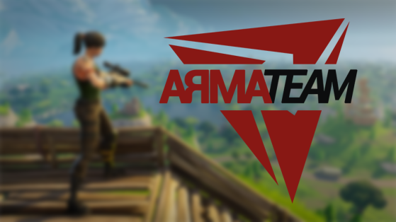 Fortnite : ArmaTeam lance son équipe