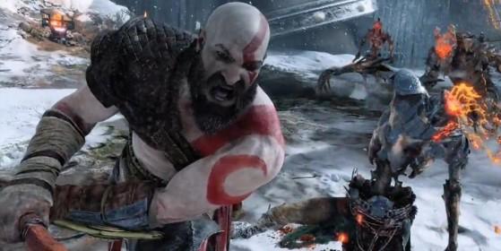 God of War PS4 : Guide des combats, astuces