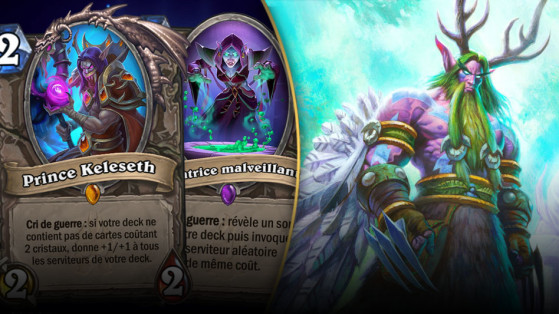 Hearthstone Deck : Guide Druide Spiteful