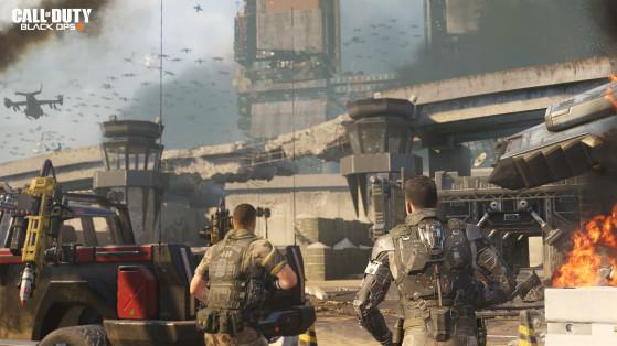 La campagne, grande absente du quatrième opus ? - Call of Duty