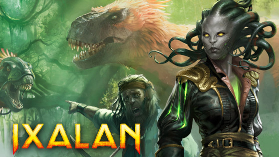 Magic Arena : Cartes Ixalan