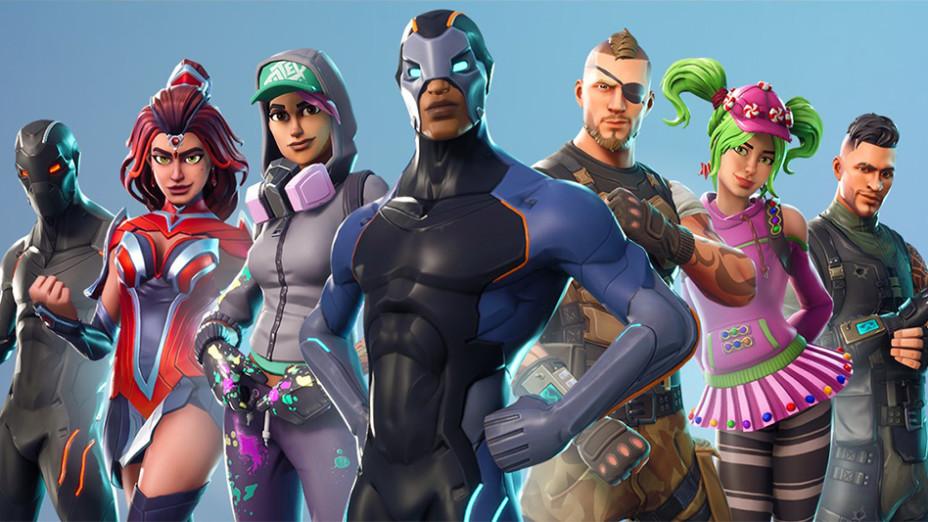 Fortnite : les skins du passe de combat Saison 4 - Millenium