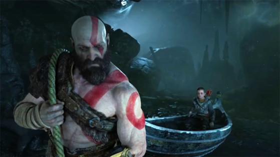 God of War : 3,1 millions de copies vendues au lancement