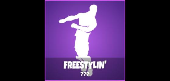 Freestylin' - Fortnite : Battle royale