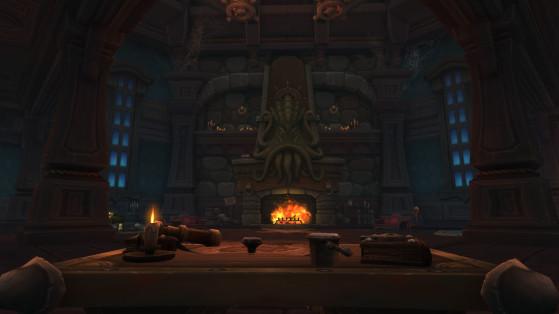 Une référence à N'zoth le Corrupteur ? - World of Warcraft