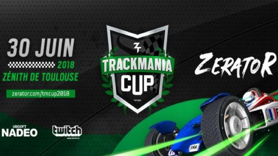 TrackMania Cup 2018 Zerator au Zenith de Toulouse