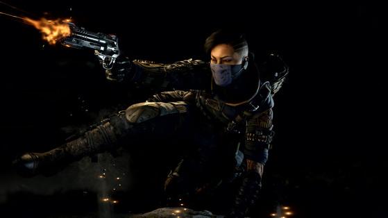 Black Ops 4 : spécialiste Seraph