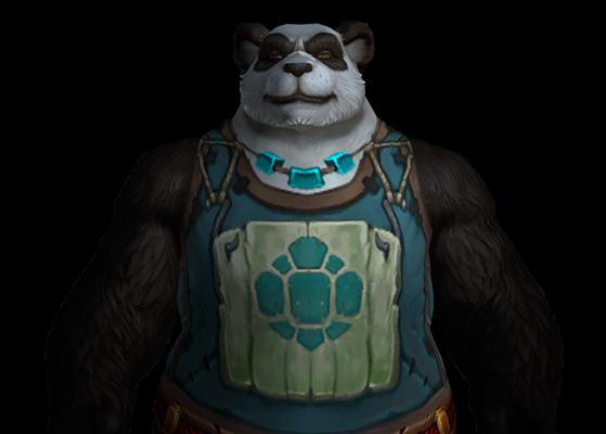 Apparence  du Tabard des Chercheurs Tortollans - World of Warcraft