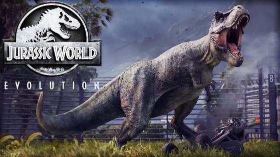 Jurassic World Evolution : Test (PC, Xbox One, PS4)
