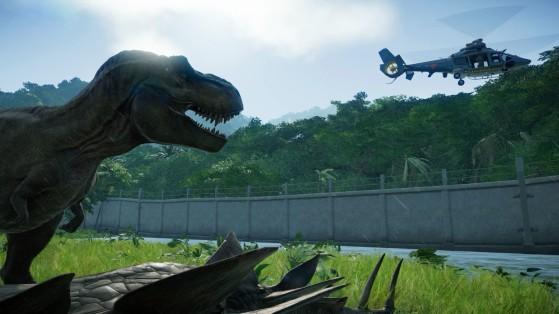 Vous pouvez organiser des combats entre dinosaures si cela vous amuse. - Millenium