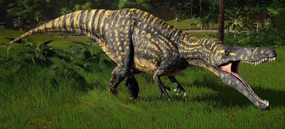 Vous allez pouvoir vérifier qui est le plus puissant de tous les dinosaures. - Millenium