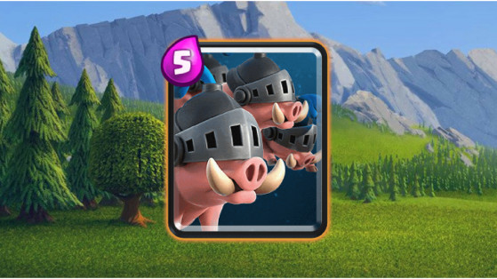 Clash Royale : Meilleurs decks Cochons Royaux (Royal Hogs)