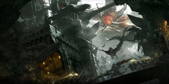 Kazeros a une revanche à prendre ! - Lost Ark