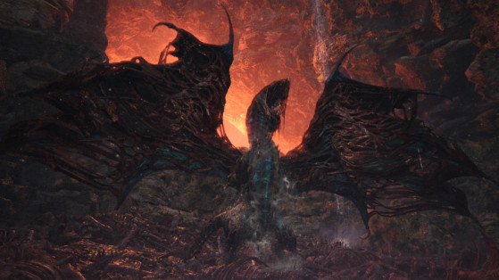 Monster Hunter World : Arch-Tempered Vaal Hazak, Alpha suprême