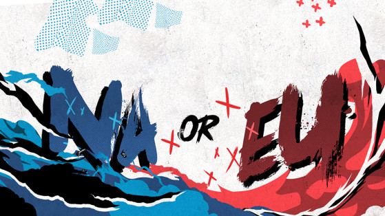 Rift Rivals LoL 2018 : EU vs NA, les équipes