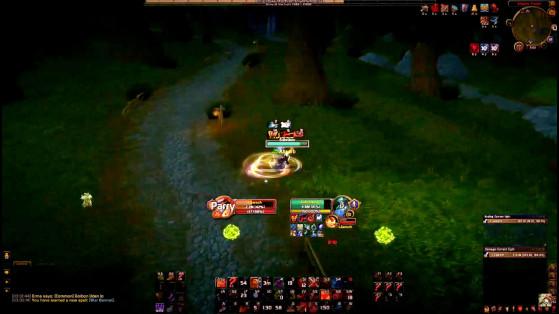 Cette douce frayeur qui vous envahit lorsqu'un Guerrier renvoie votre Toucher du karma - World of Warcraft