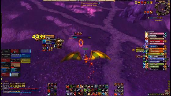 Les attaques aériennes dans World of Warcraft : le mythe - World of Warcraft