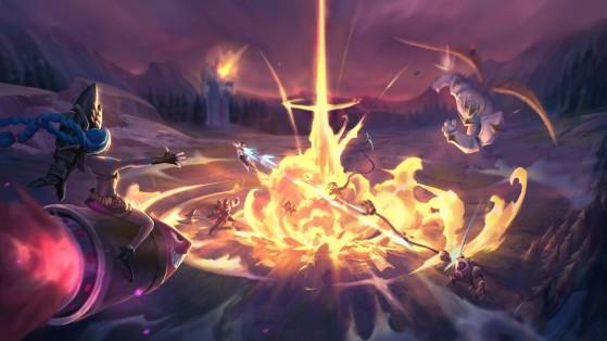 Nouveau mode de jeu LoL : Raid du Nexus : règles, explications
