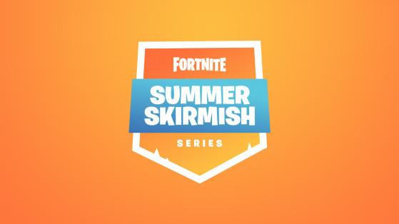 Fortnite : Summer Skirmish Series du 4 août, classement et résultats