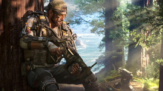 Black Ops 4 : spécialiste Nomad