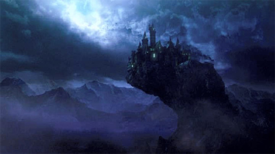 Smash Bros Ultimate : Château de Dracula
